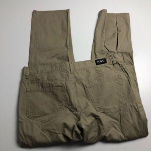 Michael Kors Beige Pants Mens 36x32